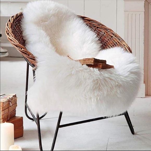 Luxury Soft Faux Sheepskin Area Rugs New
